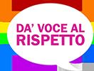 Da' Voce al Rispetto Logo